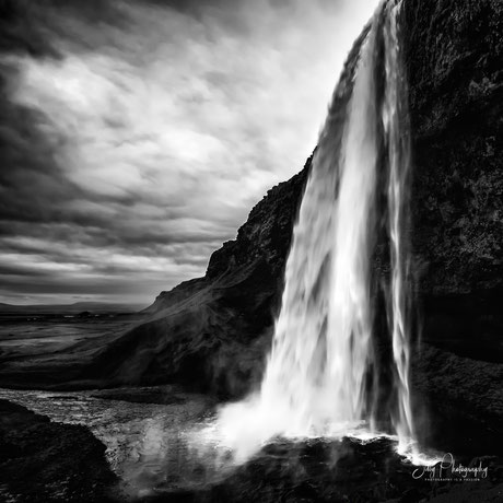Island, Seljalandsfoss, Wasserfall, 2015, © Silly Photography
