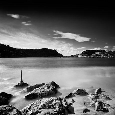 Mallorca / Port de Sóller, Langzeitbelichtung, 2015, © Silly Photography