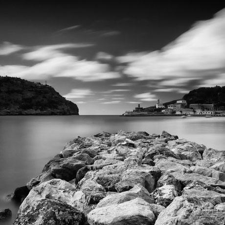 Mallorca / Port de Sóller, Langzeitbelichtung, © Silly Photography