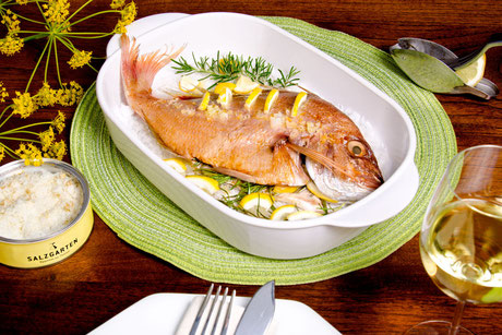 Die beste Wahl für Fisch: Escamas lImon