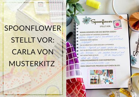 musterkitz auf Spoonflower DE