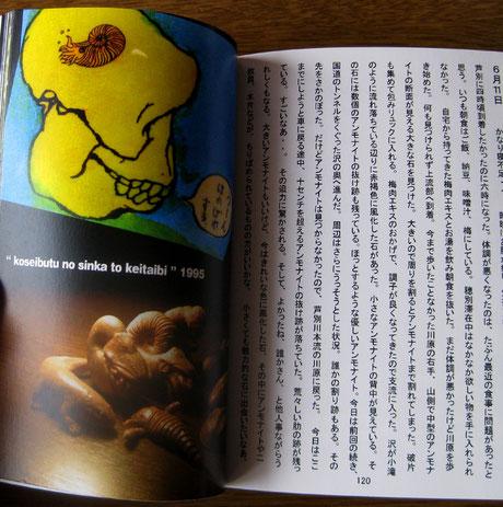 本のページ例