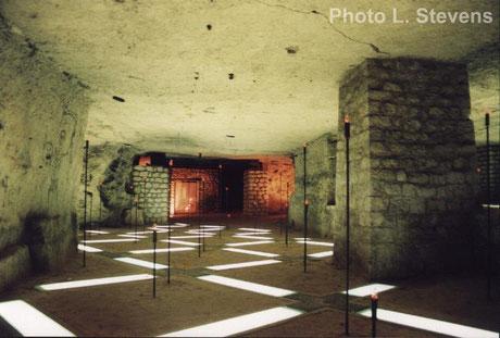 Chemin de Dames (Photo L. Stevens)