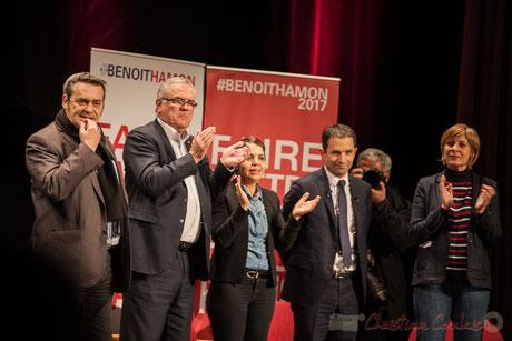 Meeting de Benoît Hamon à Bordeaux, le 17 janvier 2017