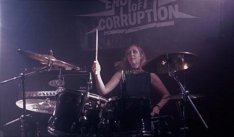 Jasmin - Drums