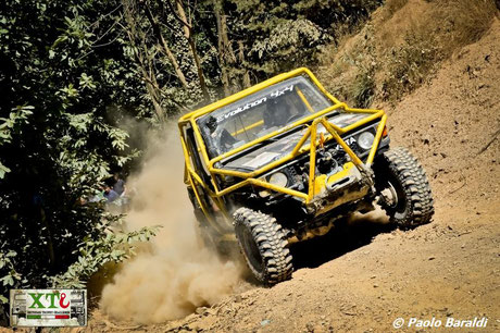 Borzi-Scali team Evolution 4x4