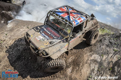 Jim Marsden (UK) e Wayne Smith (AUS), vincitori Car Extreme