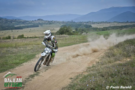 Juen Beat vincitore categoria moto enduro