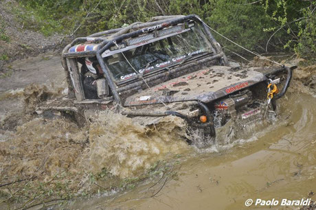 Jim Marsden e Wayne Smith, Team Gigglepin, vincitori del Croatia Trophy 2015