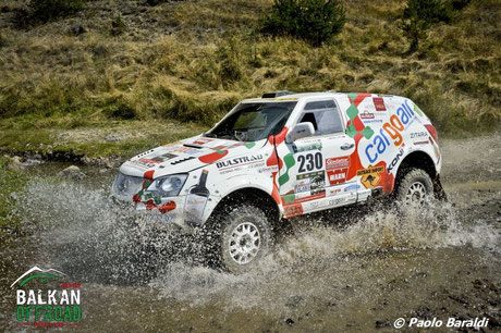 Petar CenkovIvan Marinov, vincitori car cross country