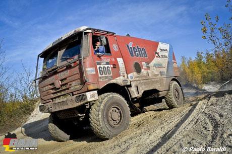 Venda Svoboda (CZ) vincitore nei camion sopra le 7.5T