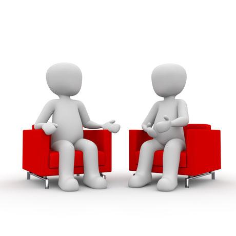 Gesprächstherapie im Saarland in der Praxis für Psychotherapie und Psychologie in Saarwellingen/Kreis Saarlouis/Saarland