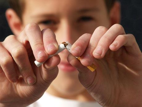 rauchen aufhören Nichtraucher Hypnose wien Dagmar Gollatz