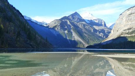 Kinney Lake/Berg Lake Trail, Mt.Robson Park