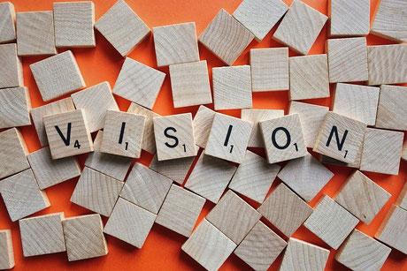Zielstrebigkeit führt uns zu unseren Visionen und Zielen im Leben. Welchen Visionen strebst Du nach?