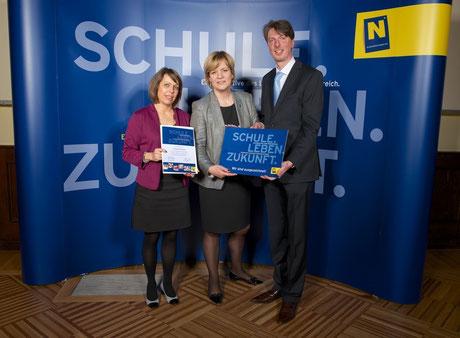 Schule.Zukunft.Leben - Auszeichnung für gute Zusammenarbeit zwischen Schule und Gemeinde