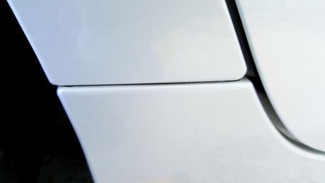 BMW640ⅰのガラスコーティング ステップの隙間の黒ずみ除去 埼玉県所沢の車磨き専門店 和光 久喜 狭山