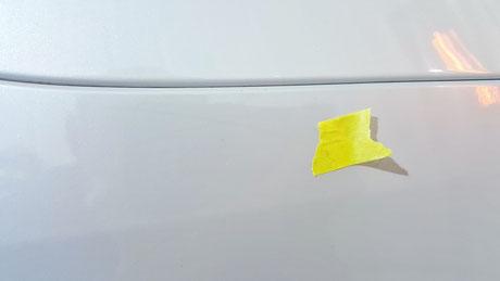 BMW640の擦り傷除去 埼玉の車磨き専門店 所沢 上尾 久喜 川越