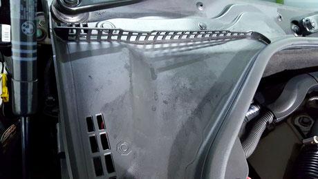 樹脂パーツの汚れ コーティング 三芳の車磨き専門店