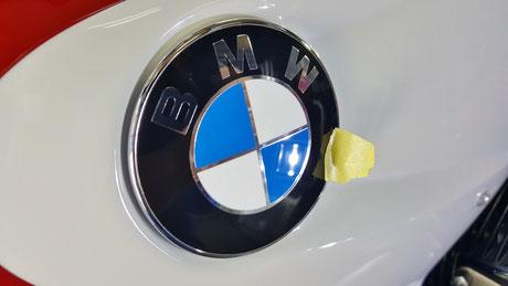 埼玉のバイク磨き専門店 BMW・HP2スポーツ