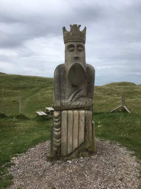Uig chessmen, Isle of Lewis