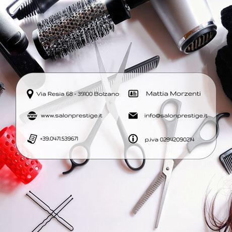 salon Prestige Bolzano - parrucchiere uomo donna