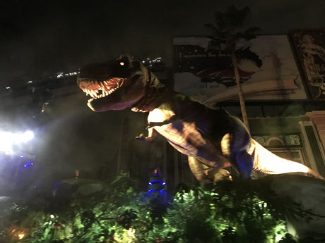 ティラノザウルス、キターーーーーーーー