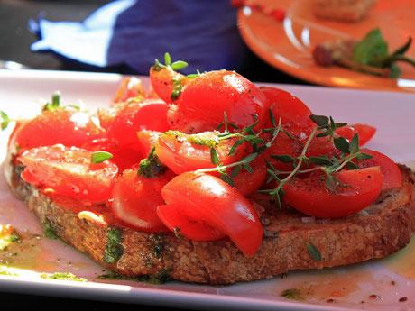 Fingerfood Italienisch, Herkert Catering