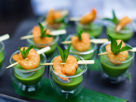 Fingerfood International, Herkert Catering