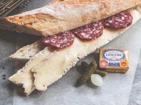 Sandwiches Fransösisch, Herkert Catering
