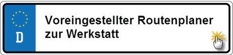 Per Klick ins Bild zum Routenplaner. Die Zieladresse Müchelnerstr. 5 in 69502 Hemsbach ist bereits voreingestellt.