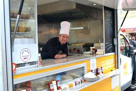 Jean-Baptiste Nyssen, Chef de Keep on Toasting