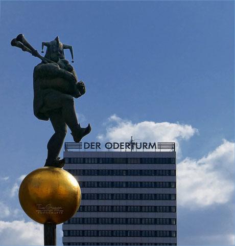 Der Oderturm Frankfurt (Oder)