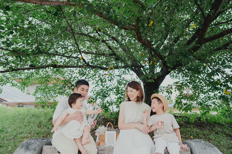 子ども写真 京都