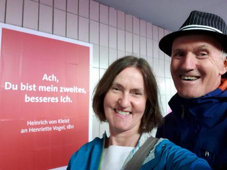 Maria und Uwe sind seit über 30 Jahren glücklich verheiratet