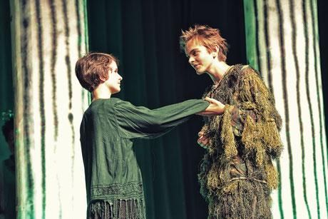 Titania und Oberon