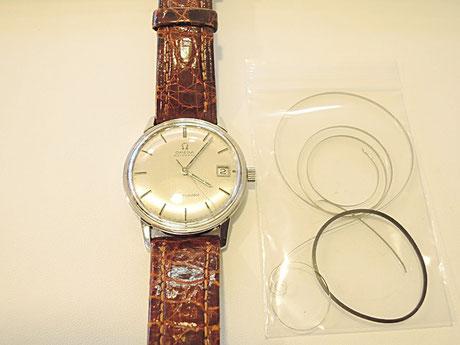 お問い合わせが多く、人気のOMEGA(オメガ)腕時計修理いたします