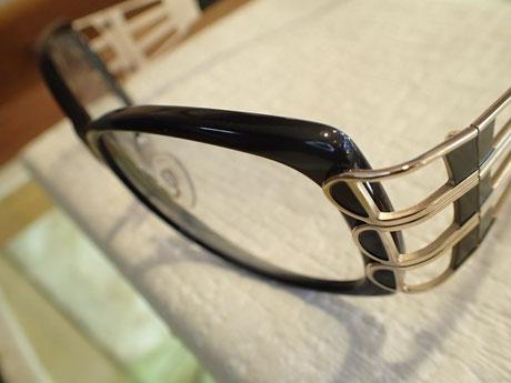カザールのサングラスをお買い上げ。さらに遠近両用の度付き