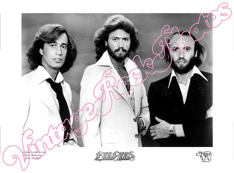 bee gees, berry gibb, maurice gibb, staying alive