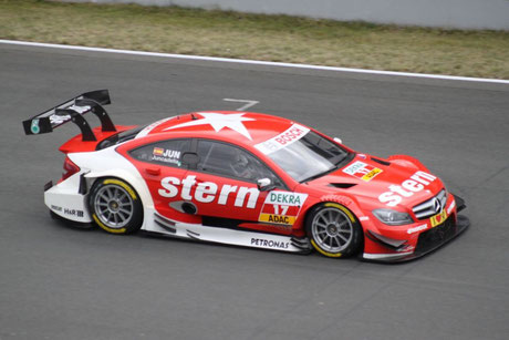 DTM Finale 16. - 18.October 2015 Hockenheim
