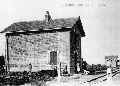 Train- Chambres d'hôtes - B&B - gites de france - Somme - Picardie - chambre familiale - double -twin - circuit du souvenir - WW1 - centenaire - 14-18 - Albert -   Peronne - Thiepval - Longueval - Pozières - Villers Bretonneux - Somme battlefield