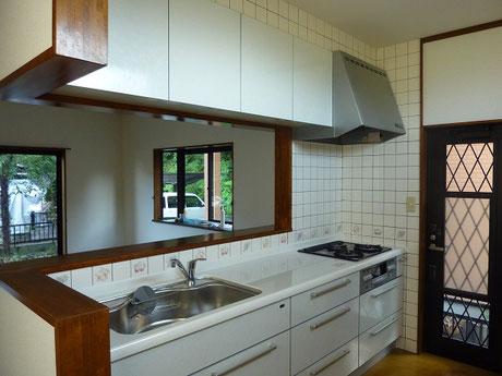 川越市システムキッチン設備解体費用