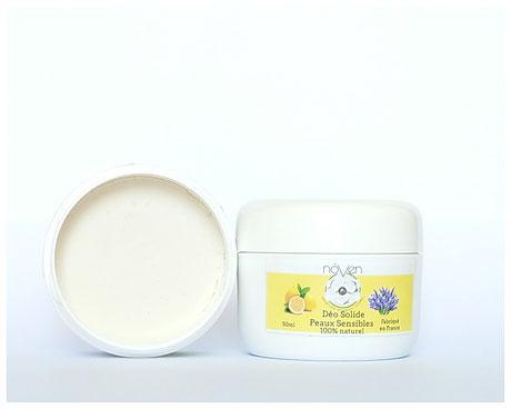 déodorant solide naturel lavande citron