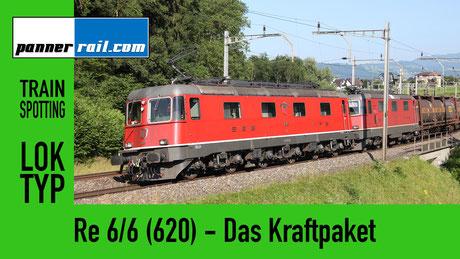 Re 6/6 Gotthard-Lokomotive