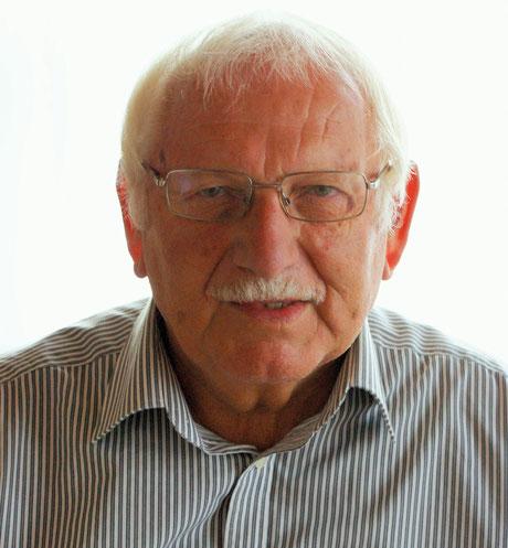 Engagiert und mit dem  Bundesverdienstkreuz ausgezeichnet:  Der 70-jährige Eugen Holzwarth.