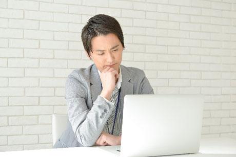 ホームページ制作会社選びに悩む経営者