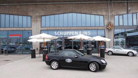 Bild: Schuppen Eins, HDW, SLK 20 jahre, Mercedes-Benz