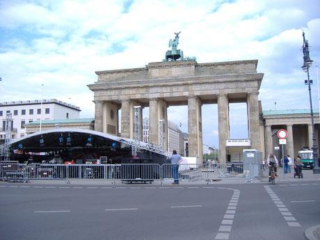 Bild: Berlin, Deutschland, Brandenburger Tor, HDW