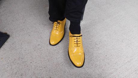Bild: SLK Geburtstag, 20 Jahre SLK aus Bremen, Yellow shoes