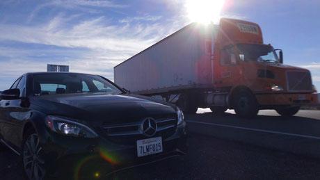 Bild: Death Valley, Truck, HDW, Hans-Dieter Wuttke
